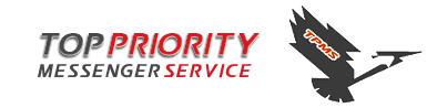 Top Priority Messenger Service - Delivery service phoenix